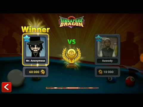 Singapore Cup || Miniclip 8 Ball Pool || Priyobroto 8 Ball Pool