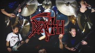 Eugene Ryabchenko - Death - Spirit Crusher (full band cover by Castrum)