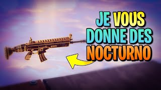 I DON'T DON'T NOCTURNO! #4 Fortnite Save the World