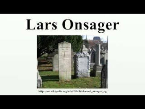 Lars Onsager