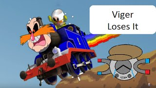 "Viger Loses It to the Pingas Parts of ""Sm64 bloopers: Shy Guy Showdown"""