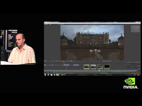 eyeon Software - Rony Soussan Presents eyeon Fusion on Anonymous with NVIDIA Maximus