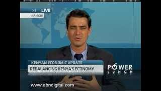 World Bank Outlook for Kenya GDP is 5% in 2012