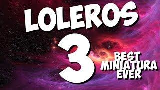 LOLEROS 3 ESTOY VIVO! POR FINNNN!