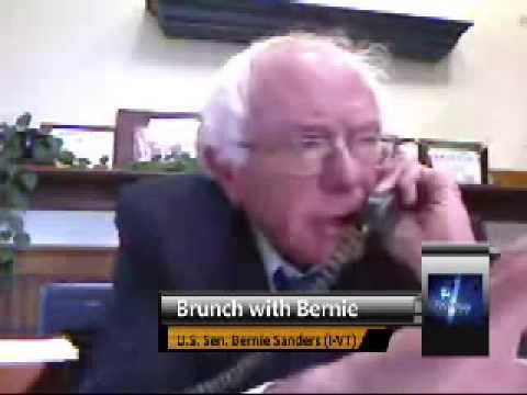Brunch With Bernie: May 10, 2013