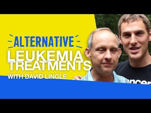 Healing leukemia with an 80% raw plant-based diet! David Lingle & Chris Wark (Chris Beat Cancer)