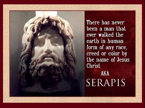 Part 2 The Coming Of Alexander And The Making Of Serapis AKA Jesus Christ