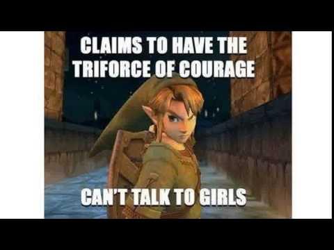 Zelda Meme | Funniest Zelda Meme Compilation 2015 - YouTube Funny Memes