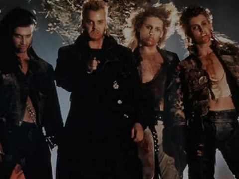 The lost boys  - People are strange