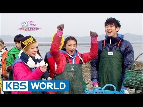 Invincible Youth 2  [HD]  | 청춘불패 2 [HD] - Ep.17 : Best-Chef Contest with 2AM!
