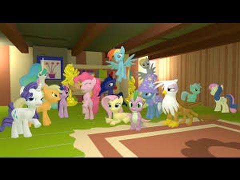 Мой маленький пони  Дружба   4 сезон   19 эпизод
