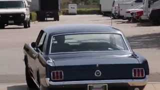1964 1/2 Ford Mustang 289ci 4-Speed!