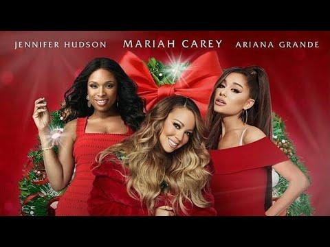 Oh Santa! (2020) Mariah Carey, Ariana Grande, Jennifer Hudson