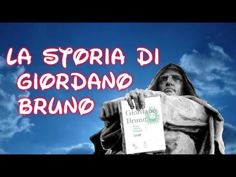 La Storia di Giordano Bruno.