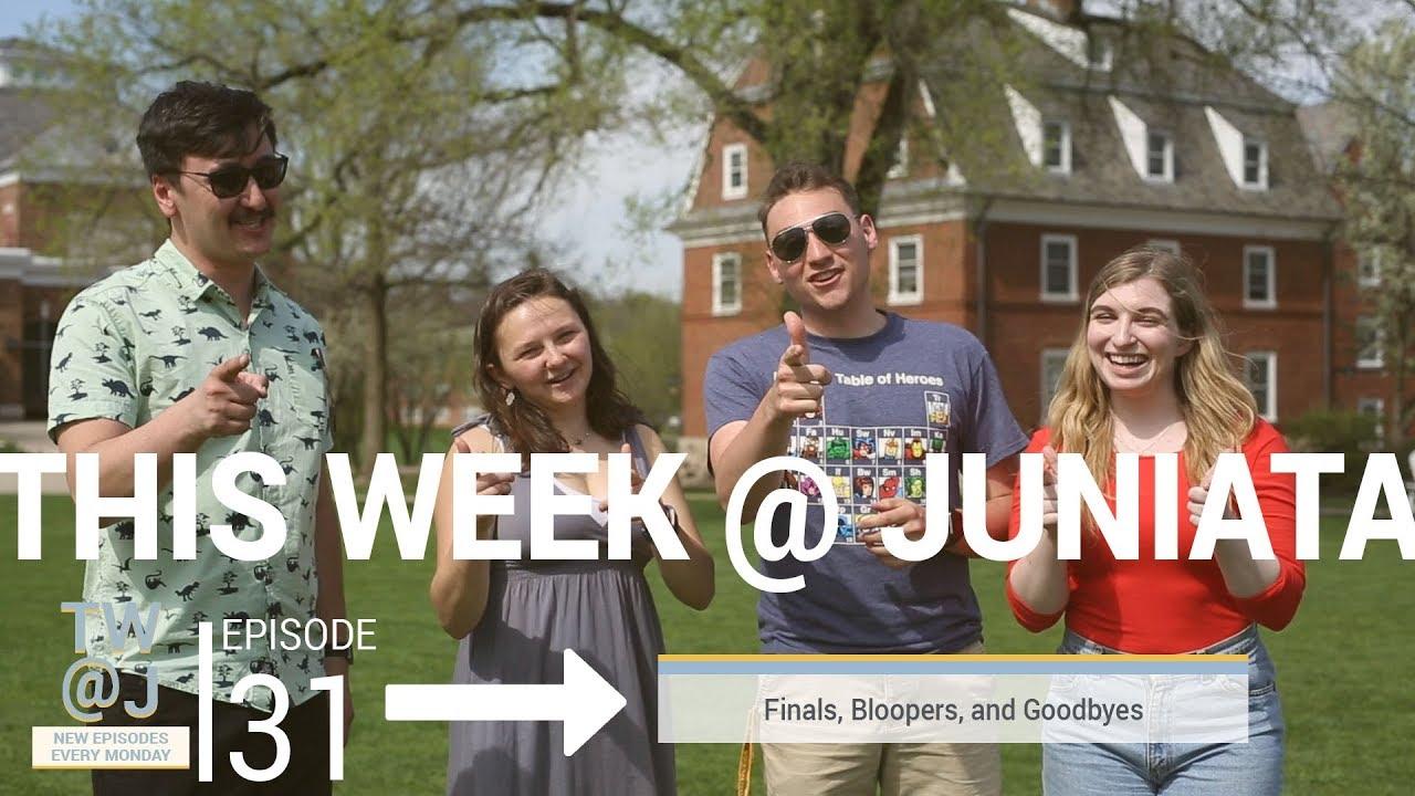 FINAL EPISODE: Spring Semester Bloopers | Episode 31 | TW@J