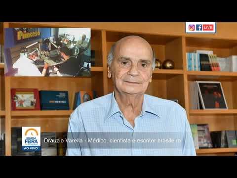 'A vacina não será a solução dos nossos problemas', diz Dr. Drauzio Varella sobre Covid-19