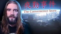 THE CONVENIENCE STORE 夜勤事件 Deutsch/German Full Horror Game Gameplay