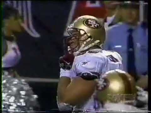 2-point Conversion, 49ers-Falcons, 1998 Divisional Round