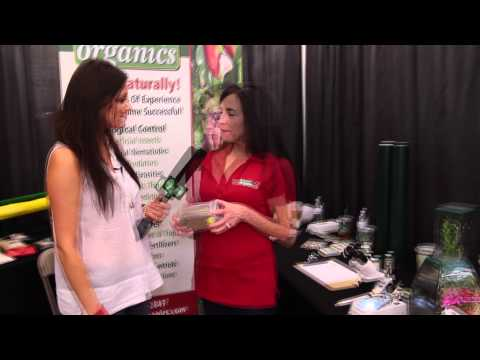 Arbico Organics at Indo Expo