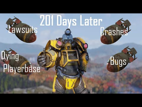Fallout 76 Six Months Later