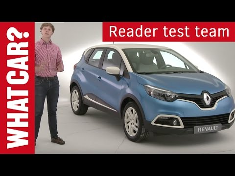 What Car? readers review the 2013 Renault Captur