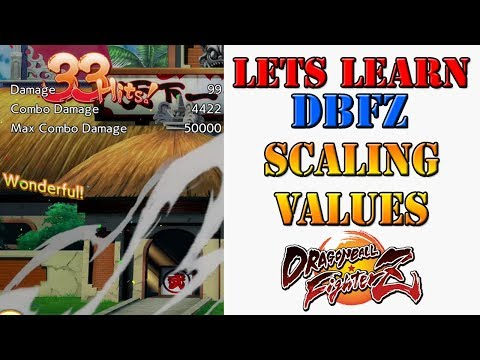 Lets learn DBFZ! - All Supers minimum damage values revealed