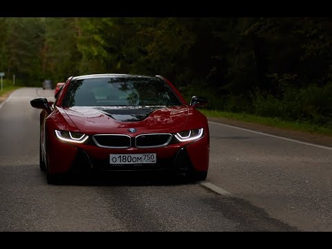 BMW i8 за 200000! Protonic Red Edition!