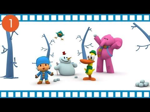 Pocoyo - otuz dakika   Çocuklar için çizgi filmler