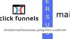 Clickfunnels vs Mailer Lite Digital Marketing Funnel Tools Comparison