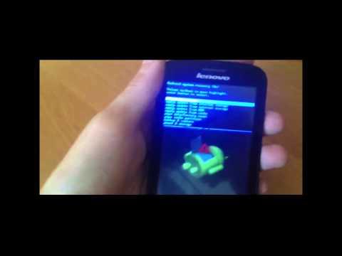 Андроид 4.4.2 Сброс до Заводских Настроек