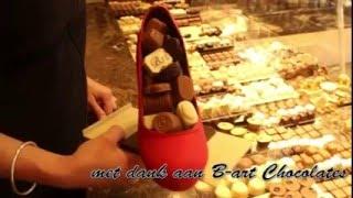 B-Art Chocolates - PUMPS