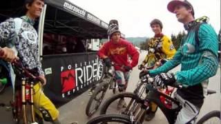 GoPro HD: Mt Biking Secrets of Jeep Air DH with Brian Lopes – Crankworx 2011