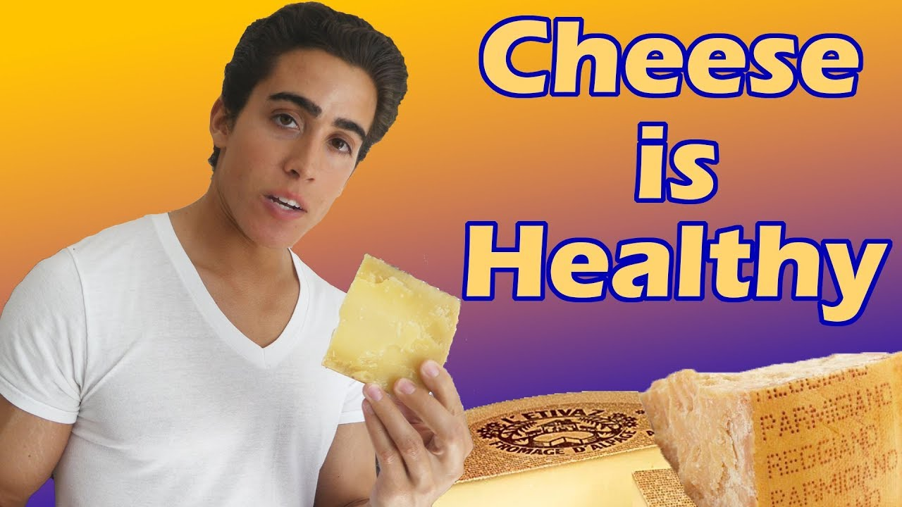 Why Cheese is GOOD FOR YOU