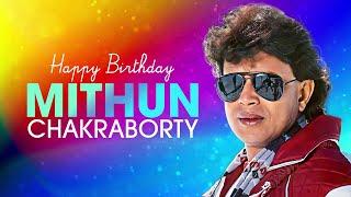 Happy Birthday Mithun Chakraborty   Biography   Sauvik Saha