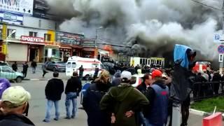 видео Южный порт, рынок автозапчастей (Москва, Трофимова, вл36)