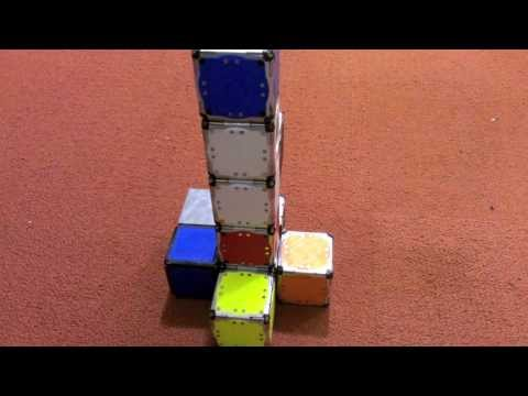 M-Blocks Modular Robots
