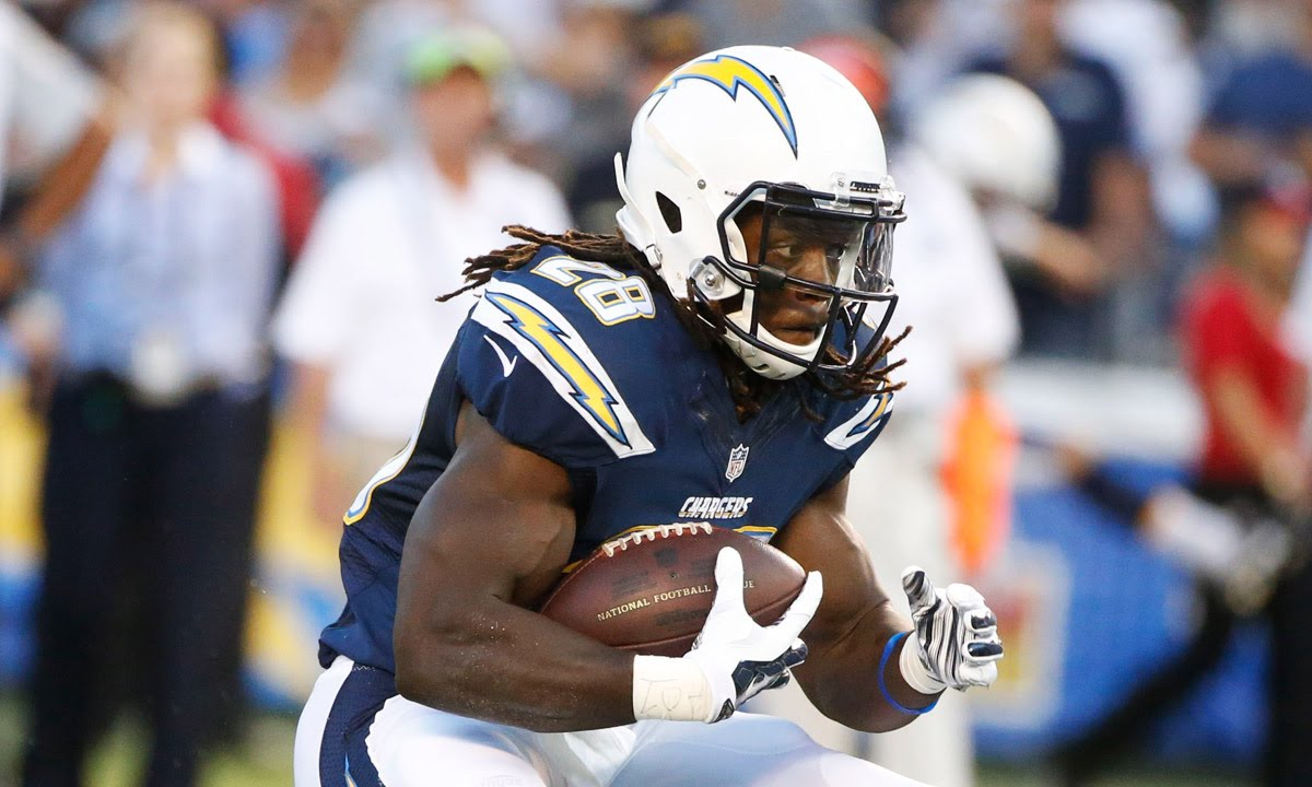 Melvin Gordon 2015 Nfl Preseason Week 1 Highlights Youtube