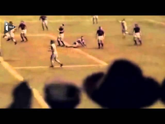 Le plus beau but de la carrière de Pelé reconstitué en vidéo