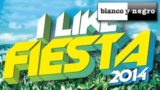 I LIKE FIESTA 2014 (Official Medley)