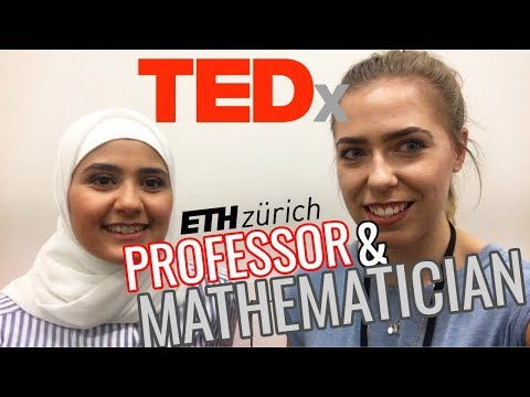 Prof. Rima Alaifari the ETH Zurich PROFESSOR, TEDx SPEAKER and MATHEMATICIAN // Women in STEM Fields