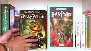 книги о Гарри Поттере на английском языке (Harry Potter, J. K. Rowling)