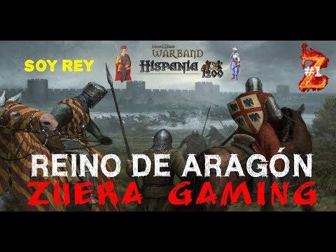 HISPANIA 1200 | Mount & Blade: Warband | Reino de Aragón | Mis comienzos de ser Rey