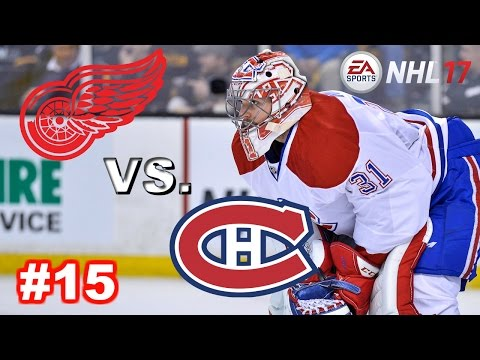 NHL 17 - Montreal Canadiens Franchise #15 - Pacioretty FTW!