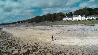 Red Wharf Bay Anglesey uk