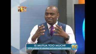 Talk Central: One on One with KFCB CEO Ezekiel Mutua
