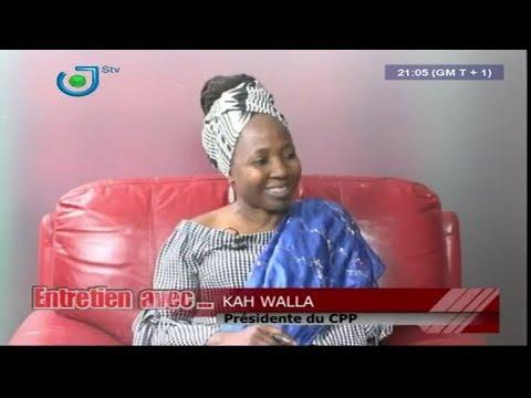 Entretien Avec ... (Edith KAHBANG WALLA) - Jeudi 08 Mars 2018 - Présentation : DIPITA TONGO