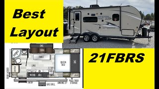 NEW! 21FBRS Micro Lite by Flagstaff, Best Layout