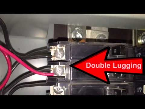 Electrical Fail - Double Lugging