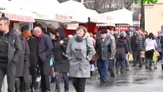 В Самаре открылась ярмарка-продажа белорусских товаров(Не дорого, и все натуральное. Разместилась она в сквере Родина. На ней можно найти продукты питания, одежду..., 2015-04-23T09:52:51.000Z)