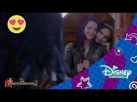 Los Descendientes 2 : Videoclip - 'Space Between'    Disney Channel Oficial